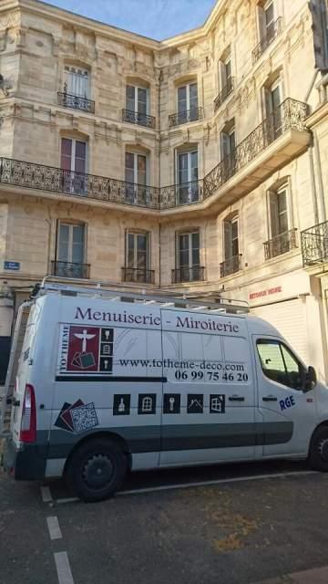 Menuiserie : votre entreprise d'artisans qualifiés en Gironde